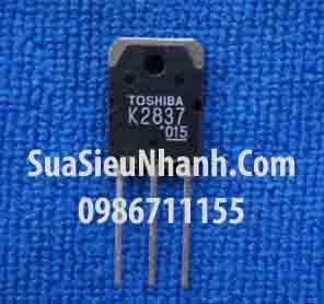 Tên hàng: 2SK2837 K2837 TO3P N MOSFET 20A 500V 0.21R (TM);  Mã: 2SK2837_OLD;  Kiểu chân: cắm TO-3P;  Thương hiệu: Toshiba;  Mã kho: 2SK2837_OLD_100