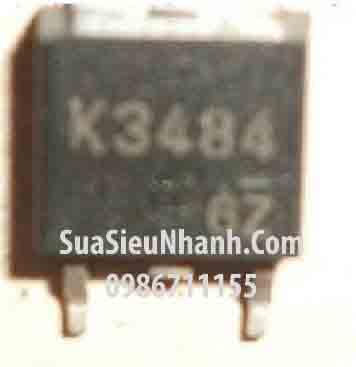 Tên hàng: K3484 2SK3484 N MOSFET 16A 100V; Kiểu chân: cắm TO-251; Hãng sx: NEC; Mã: 2SK3484