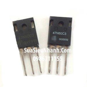 Tên hàng: SPW47N60C3 47N60C3 47N60 TO247 N MOSFET 47A 650V 0.07R; Mã: 47N60C3; Kiểu chân: cắm TO-247; Thương hiệu: inifineon; xuất xứ: Tháo máy; Dùng cho: vật tư máy hàn; Phân nhóm: N MOSFET; Mã kho: 47N60C3_fdz