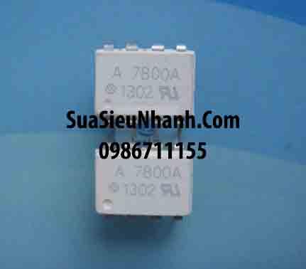 Tên hàng: AVAGO HCPL-7800A A 7800A A7800A SOP8 Photocoupler opto khuếch đại cách ly quang High CMR Isolation Amplifiers (Nhập khẩu); Mã: A7800A_SOP8_NK; Kiểu chân: dán SOP-8; Thương hiệu: AVAGO; Xuất xứ: nhập khẩu chính hãng; Hàng tương đương: A7800, A7800A, HCPL-7800, HCPL7800 SOP8 Photocoupler opto cách ly quang; Dùng cho: vật tư biến tần, vật tư servo; vật tư máy ép nhựa; Mã kho: A7800A_SOP8_nic; Phân nhóm: Photo-Amplifier