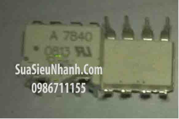 Tên hàng: A7840, HCPL-7840, HP7840 A 7840 DIP8 Photocoupler opto cách ly quang; Mã: A7840_DIP-8; Kiểu chân: cắm DIP-8; Tag: A7840, HCPL-7840, HP7840; Dùng cho: vật tư biến tần, vật tư servo, vật tư máy ép nhựa; Phân nhóm: Photo-IC