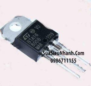 Tên hàng: BTA16-800B BTA16 16A/800V TO-220