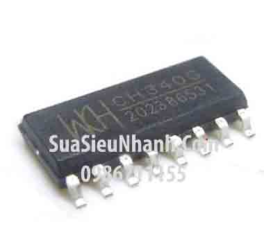 Tên hàng: CH340G IC Giao Tiếp USB; Kiểu chân: dán SOP-16; Hãng sx: WCH; Mã: CH340G