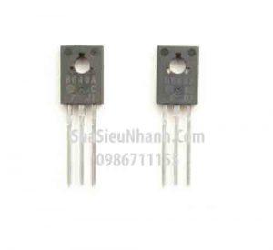 Tên hàng: D669A B649A 2SD669A 2SB649A TO126 NPN PNP Transistor 1.5A 160V