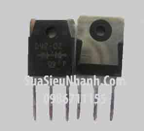 Tên hàng: D92-02, D92M-02 Ultrafast Diode 20A 200V;  Kiểu chân: TO-3P