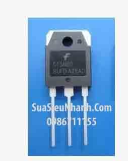 Tên hàng: G15N60RUFD SGP15N60 SGW15N60 G15N60 15N60 TO3P IGBT 15A 600V; Mã: G15N60; Kiểu chân: cắm TO-3P; Thươn hiệu: Failchild; Dùng cho: vật tư biến tần