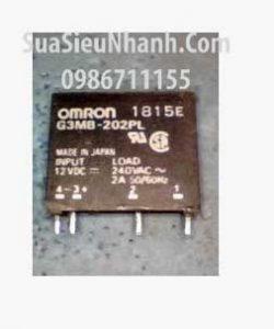 Tên hàng: G3MC-202PL AQG22212 SSR Solid State Relays 12VDC;  Mã: G3MC-202PL-12VDC;  Hàng tương đương G3MB-202PL-12VDC;G3MC-202PL-VD; G3MC-202PL-VD2; G3MC-202PL-VD3 ; NAiS 407 29E AQG22212B02