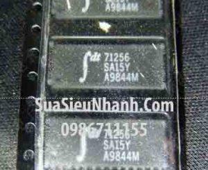 Tên hàng: 71256SA15Y IDT71256SA15Y CMOS Static RAM 256K;  Kiểu chân: dán SỌ-28;  Mã: IDT71256SA15Y;  Dùng cho: Vật tư servo driver