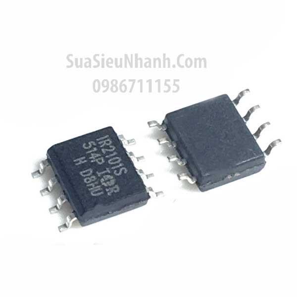 Tên hàng: IR2101S IR2101 SOP8 IC DRIVER HIGH/LOW SIDE; Mã: IR2101S; Kiểu chân: dán SOP-8; Thương hiệu: IR; Phân nhóm: IC DRIVER