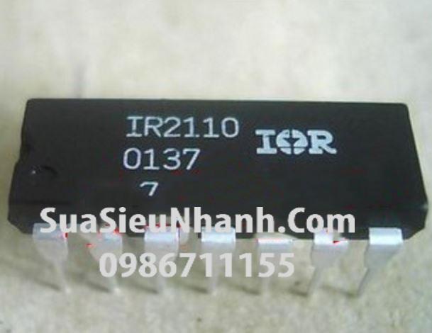 Tên hàng: IR2110 DIP14 IC DRIVER, Half-Bridge Driver; Mã: IR2110; Kiểu chân: 14 chân cắm DIP-14; Thương hiệu: IR; Xuất xứ: chính hãng; Phân nhóm: IC DRIVER; Mã kho: IR2110_123