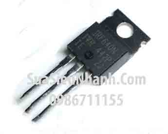 Tên hàng: IRF640N N MOSFET 18A 200V; Kiểu chân: cắm TO-220; Hãng sx: IR; Mã: IRF640N