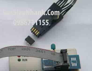 Tên hàng: Kẹp chip DIP8, Kẹp IC DIP8