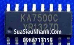 Tên hàng: AZ7500C KA7500C SOP16 IC nguồn SMPS DC DC Cntrlr Dual-OUT PWM DC to DC Controller 0.3V to 38V;  Mã: KA7500C;  Kiểu chân: dán 16 chân SOP-16;  Phân nhóm: IC nguồn