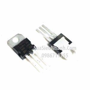 Tên hàng: KA7809 LM7809 L7809CV L7809 TO220 IC nguồn ổn áp 9V 1.5A;  Mã: L7809CV;  Kiểu chân: cắm TO-220;  Thương hiệu: ST;  Phân nhóm: IC nguồn