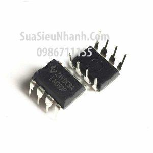 Tên hàng: LM393P LM393N LM393M LM393 DIP8 IC thuật toán COMPARATOR DUAL DIFF;  Mã: LM393P_SOP8;  Kiểu chân: cắm DIP-8;  Hãng sx: TI;  Hàng tương đương: LM393DR;
