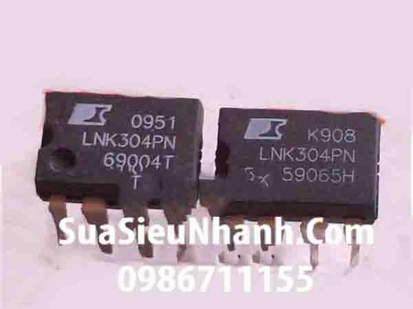 Tên hàng: LNK304PN LNK304P LNK304 DIP7 IC nguồn; Mã: LNK304PN; Kiểu chân: cắm 7 chân DIP-7; Thương hiệu: Power; Dùng cho: vật tư bếp từ; Phân nhóm: IC nguồn