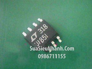 Tên hàng: Transceiver (TM);  Mã: LT1485I_OLD;  Kiểu chân: dán SOP-8;  Thương hiệu: Linear  Phan nhóm: IC truyền thông;  Mã kho: LT1485I_525