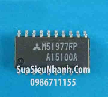 Tên hàng: M51977FP IC Nguồn Switching; Kiểu chân: dán SOP-20; Mã: M51977FP; Hãng sx: Mitsubishi; Dùng cho: vật tư biến tần; vật tư servo driver