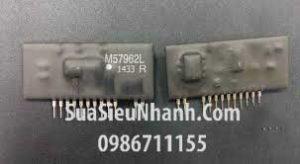 Tên hàng: M57962L M57962AL IC driver;  Mã: M57962AL;  Kiểu chân: cắm;  Dùng cho: vật tư biến tần