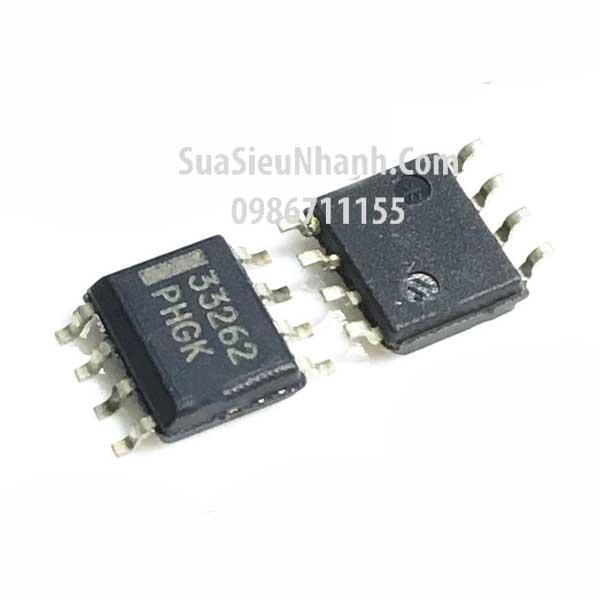 Tên hàng: MC33262DR2G MC33262 33262 SOP8 IC nguồn Power Factor Controllers; Mã: MC33262D; Kiểu chân: dán SOP-8; Phân nhóm: IC nguồn