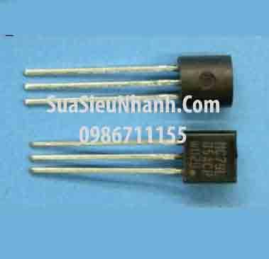 Tên hàng: MC79L05ACP 79L05 TO92 IC ổn áp nguồn -5V; Mã: MC79L05ACP; Kiểu chân: cắm TO-92; Thương hiệu: ON; Phân nhóm: IC nguồn 79XX