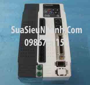 Tên hàng: MDDDT5540 Bộ điều khiển động cơ servo driver 1.5KW; Hãng sx: Panasonic