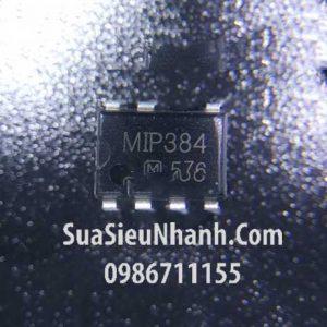 Tên hàng: MIP384 DIP7 Ic nguồn;  Mã: MIP384;  Kiểu chân: cắm: DIP-7;  Dùng cho: vật tư servo; vật tư bếp từ;  Phân nhóm: IC nguồn