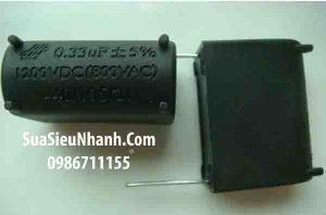 Tên hàng: MKP-X2 0.33uF 1200V Tụ bếp từ 0.33uF 1200V 0.33uF; Mã: MKP-X2_0.33uF1200V; Dùng cho: vật tư bếp từ; Hàng tương đương: MKPH SH 0.33uF J 630V, 0.33uF J MKP-X2 275VACMKP-X2 4uF 275VAC 400V DC Tụ bếp từ 4uF 275VAC 4uF; Mã: MKP-X2_4uF275VAC; Dùng cho: vật tư bếp từ; Hàng tương đương:tụ 4uF, tụ bếp, tụ bếp từ, tụ lọc bếp từ, linh kiện bếp từ, linh kiện điện tử, bán linh kiện bếp từ, tụ MKPH SH 4uF J 630V, 4UF 275VAC 400VDC, 4uF J 400V 275V MKP-X2; Phân nhóm: Tụ MKP-X2, Tụ bếp từ