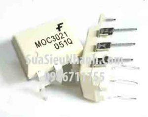 Tên hàng: MOC3021 MOC3021 Photo-TRIAC;  Kiểu chân: cắm DIP-6;  Hãng sx: FAIRCHILD;  Mã: MOC3021