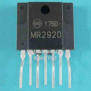 Tên hàng: MR 2920 MR2920 ZIP7 IC nguồn;  Mã: MR2920;  Kiểu chân: cắm;  Thương hiệu: Shindengen;  Xuất xứ: chính hãng;  Dùng cho: vật tư servo driver