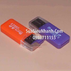 Tên hàng: Micro SD to USB 2.0 Reader