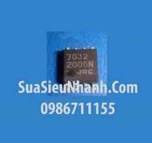 Tên hàng: NJU7032M 7032 IC Thuật toán;  Kiểu chân: dán SOP-8;  Mã: NJM7032M