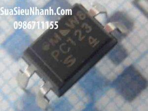 Tên hàng: PC123 optoisolator - Transistor quang điện đảm bảo chất lượng đầu ra DIP4