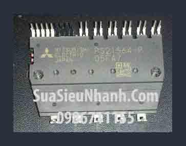 Tên hàng: PS21564 PS21564-P IGBT Mitsubishi 15A 600V; Kiểu chân: cắm; Hãng sx: MITSUBISHI; Mã: PS21564; Dùng cho: Vật tư máy may; vật tư biến tần; vật tư máy giặt; Vật tư điều hòa; vật tư servo driver