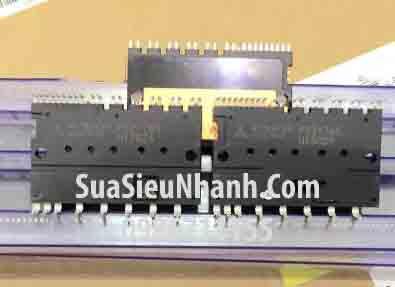 Tên hàng: PS21765 IGBT Mitsubishi 20A 500V; Kiểu chân: cắm; Hãng sx: Mitsubishi; Dùng cho: Vật tư máy may, vật tư biến tần, vật tư servo driver, vật tư điều hòa, vật tư máy giặt