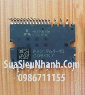 Tên hàng: PS21964-4S, PS21964 IGBT Mitsubishi 15A 600V; Mã: PS21964-4S; Hãng sx: MITSUBISHI; Dùng cho: Vật tư máy may, vật tư serovo driver, vật tư máy giặt, vật tư điều hòa