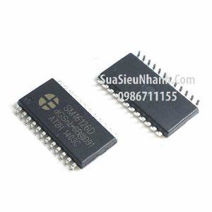 Tên hàng: SM16126D SM16126 SOP24 IC điều khiển LED driver; Mã: SM16126D; Kiểu chân: dan SOP-24; Dùng cho: vật tư màn hình; Phân nhóm: IC Driver