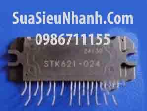 Tên hàng: STK621-024A IGBT Modoule; Hãng sx: SANYO; Mã: STK621-024A; Dùng cho: vật tư máy giặt, vật tư điều hòa