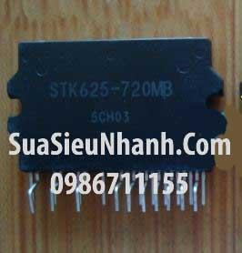 Tên hàng: STK625-720MB IGBT Mitsubishi; Mã: STK625-720MB; Hãng sx: MITSUBISHI; Dùng cho: Vật tư máy may, vật tư serovo driver, vật tư máy giặt, vật tư điều hòa