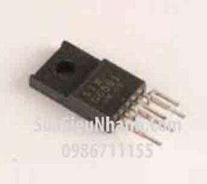 Tên hàng: STR-G6551 IC Nguồn