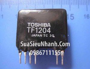 Tên hàng: TOSHIBA TF1204 IC DRIVER; Mã: TF1204; Thương hiệu: TOSHIBA; Xuất xứ: tháo máy; Dùng cho: vật tư biến tần; Vật tư servo drive