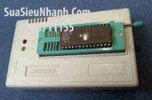 Tên hàng: Máy nạp ROM đa năng TL866CS đủ đế thường dùng;  Mã: TL866CS_FULL
