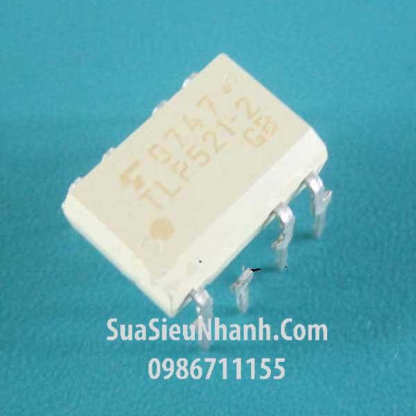 Tên hàng: TLP521-2GB TLP521-2 DIPac8 Photo-Tran opto photocoupler; Mã: TLP521-2_DIP8; Hãng sx: TOSHIBA; Kiểu chân: cắm DIP-8