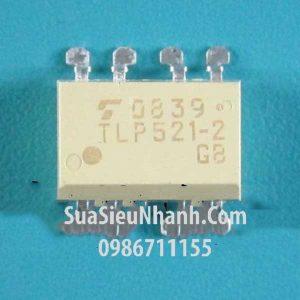 Tên hàng: TLP521-2GB TLP521-2 SOP8 Photo-Tran opto photocoupler   Mã: TLP521-2_SOP8;  Hãng sx: TOSHIBA;  Kiểu chân: dán SOP-8