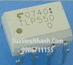 Tên hàng: TLP550 Photo-Tran;  Kiểu chân: cắm DIP-8;  Hãng sx: TOSHIBA;  Mã: TLP550;  Dùng cho: Vật tư biến tần