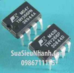 Tên hàng: TNY266PN TNY266P IC Nguồn Switching 10W;  Kiểu chân: cắm DIP-7;  Hãng sx: POWER;  Mã: TNY266PN