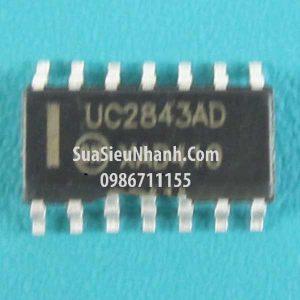Tên hàng: UC2843AD SOP14 IC nguồn PWM;  Mã: UC2843AD;  Kiểu chân: dán SOP-14;  Thương hiệu: ON;  Xuất xứ: chính hãng;  Dùng cho: vật tư bếp từ;  Phân nhóm; IC nguồn