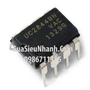 Tên hàng: UC2844N UC2844AN UC2844BN IC nguồn Switching;  Kiểu chân: cắm DIP-8;  Mã: UC2844BN