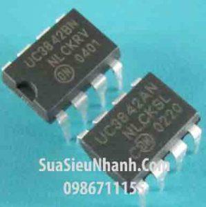 Tên hàng: UC3842AN UC3842BN IC nguồn Switching;  Kiểu chân: cắm DIP-8;  Mã: UC3842BN