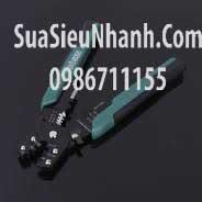 Tên hàng: Kìm bấm cốt, tuốt dây, cắt dây đa năng YAN PAI-1316;  Mã: YANPAI-1316